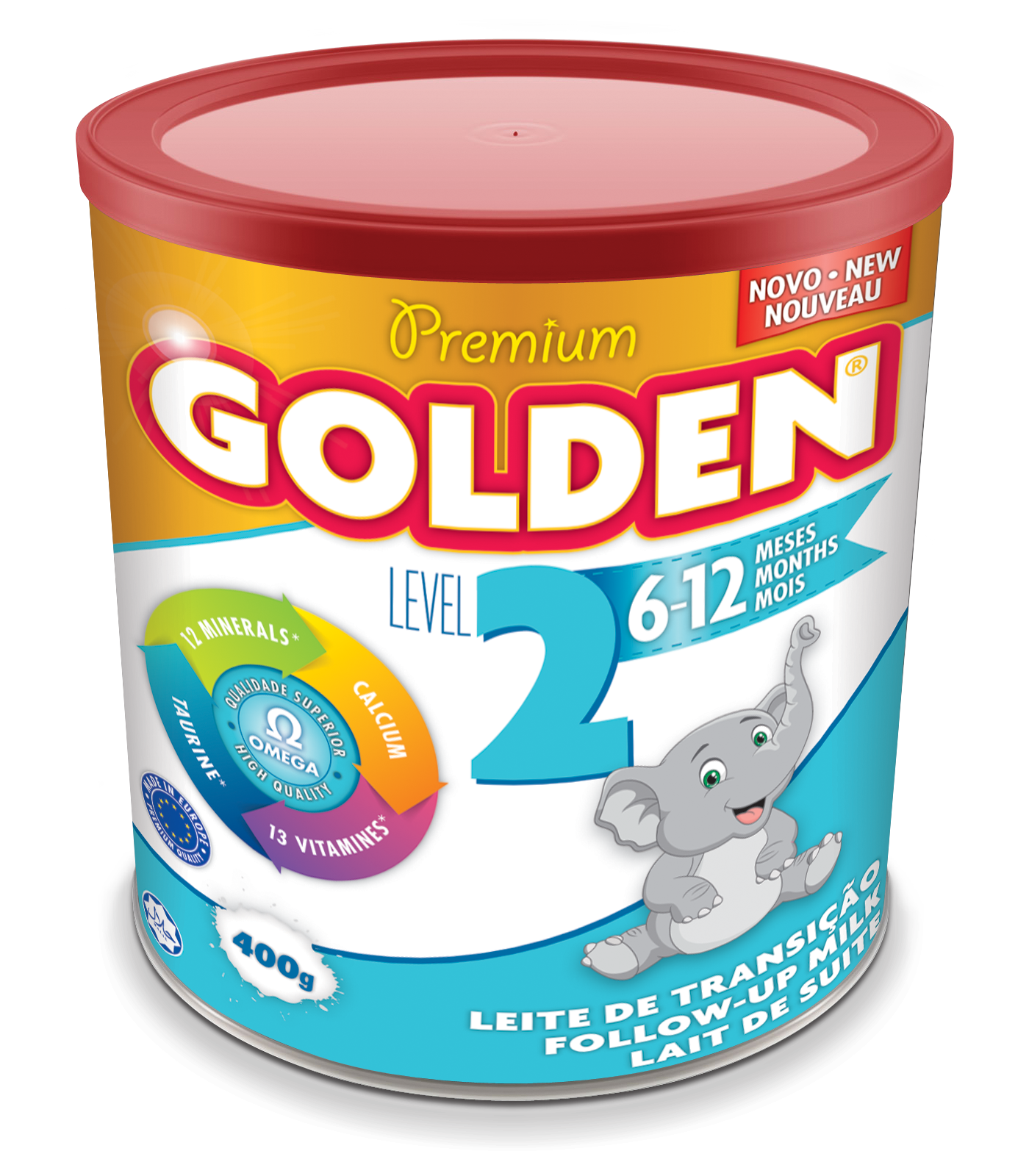 GOLDEN LEVEL 2 - 400gr