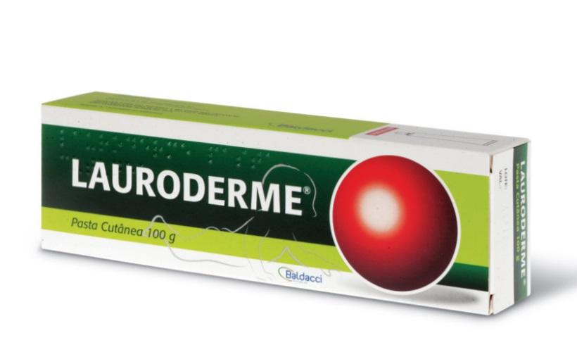 LAURODERME® PASTA CUTÂNEA - 100 gr