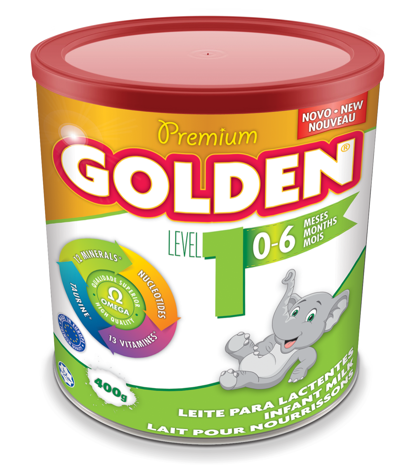 GOLDEN LEVEL 1 - 400gr
