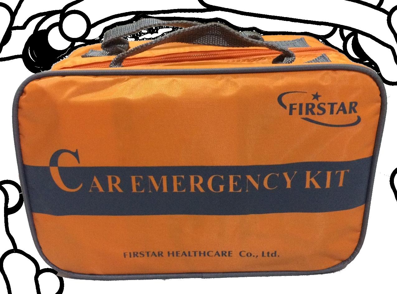 Kit de Emergência para Carro