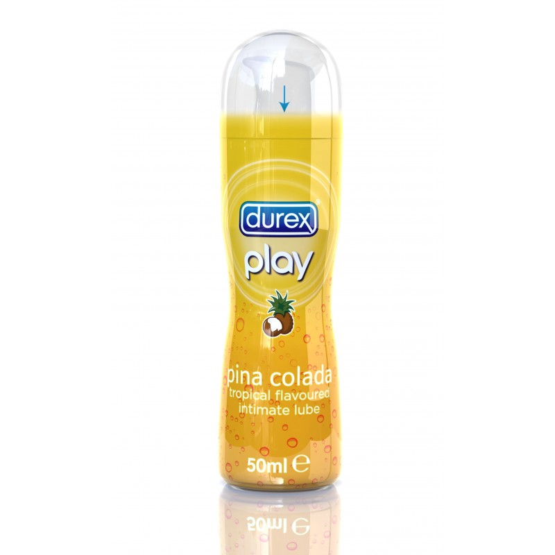 DUREX PLAY ™ - PIÑA COLADA GEL, 50 ml