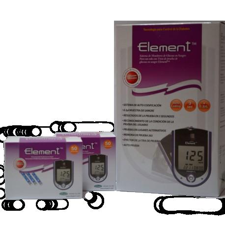Glucómetro Element