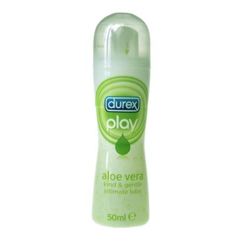 DUREX PLAY ™ - ALOÉ VERA GEL, 50 ml