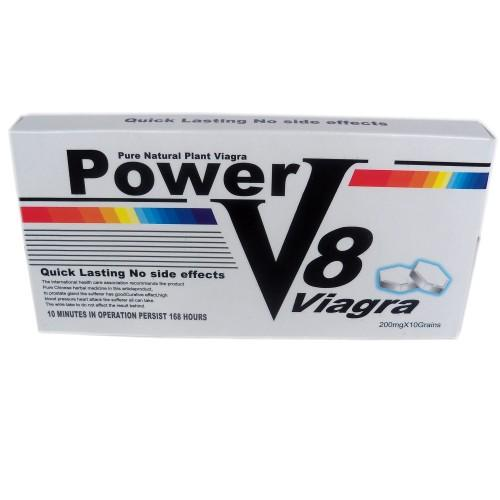 POWER V8 VIAGRA - 200mg X 10 Comp.
