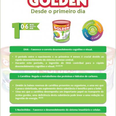 GOLDEN LEVEL 1 - 400gr