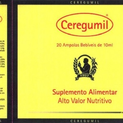 CEREGUMIL® 20 AMPOLAS BEB., 10ml