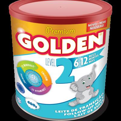 GOLDEN LEVEL 2 - 400gr