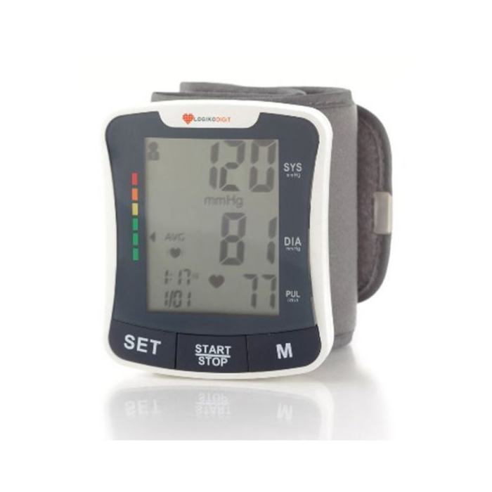 Esfigmomanómetro Digital de Pulso