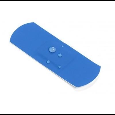 100 pensos azuis