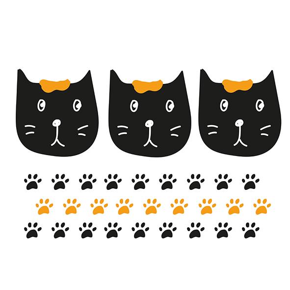Os 3 gatos