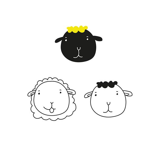 As três ovelhas 2