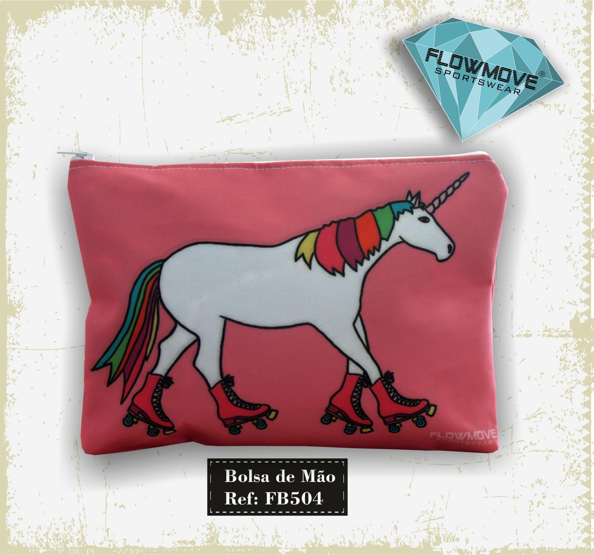 Bolsa De Mão Para Comprar : Bolsa de m?o unicorn flowmove