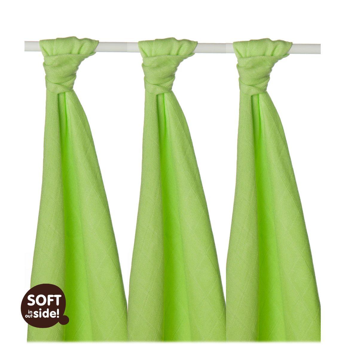 Musselinas de Bamboo 70x70 Cores