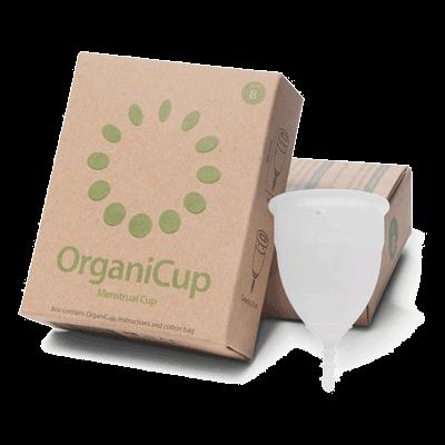Copo Menstrual Organicup