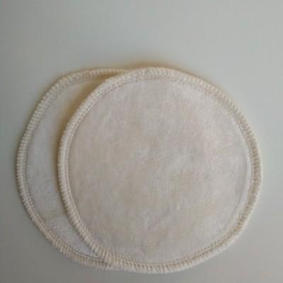 Discos Amamentação Reutilizáveis - Fluffy Organic & Eco