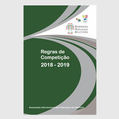 Regras de Competição 2018/2019