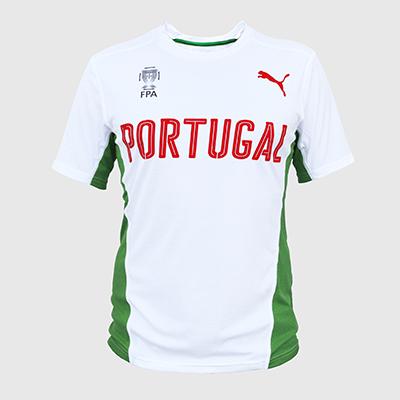 Puma Performance T-Shirt - Seleção Nacional - Homem
