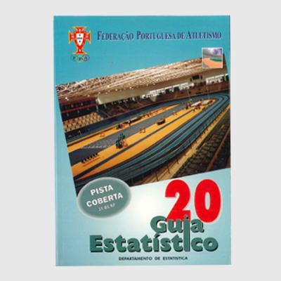 Guia Estatístico 20 - Pista Coberta 1997