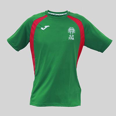 Camisola de aquecimento da Seleção Nacional - JOMA