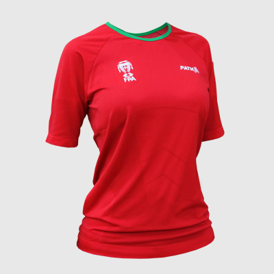 T-shirt Oficial de Aquecimento Seleção Nacional Mulher - PATH