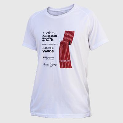 T-shirt do Campeonato Nacional de SUB18 | Vagos 2018