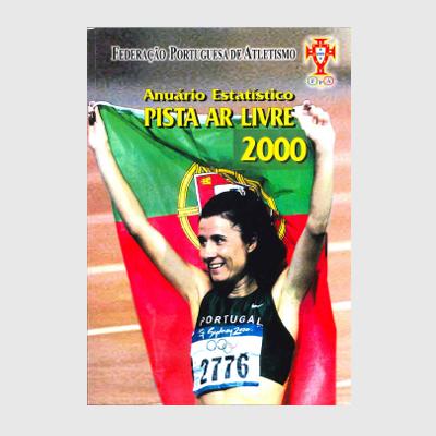 Anuário Estatístico - Pista Ar Livre 2000