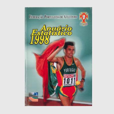 Anuário Estatístico - Pista Coberta 1998