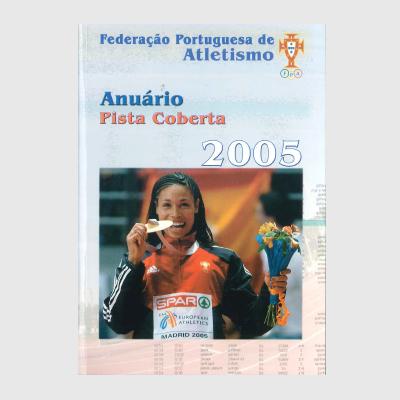 Anuário Estatístico - Pista Coberta 2005