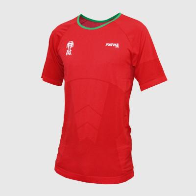 T-shirt Oficial de Aquecimento Seleção Nacional Homem - PATH