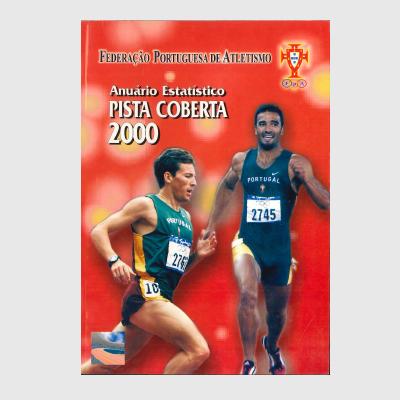 Anuário Estatístico - Pista Coberta 2000