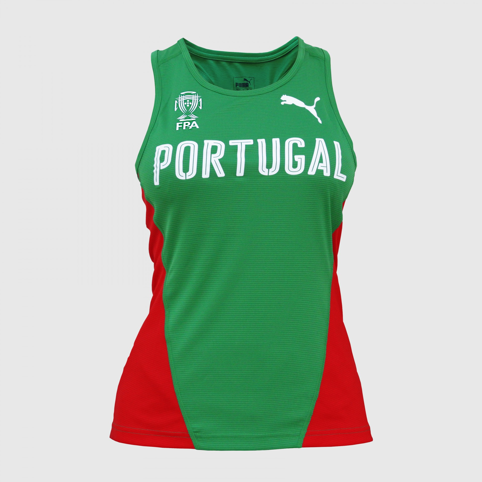Puma Performance Race Singlet - Seleção Nacional - Mulher