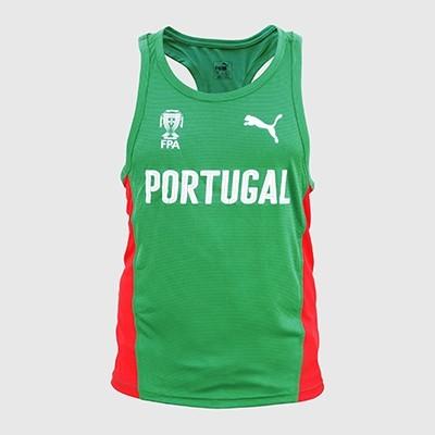 Puma Performance Race Singlet - Seleção Nacional - Homem