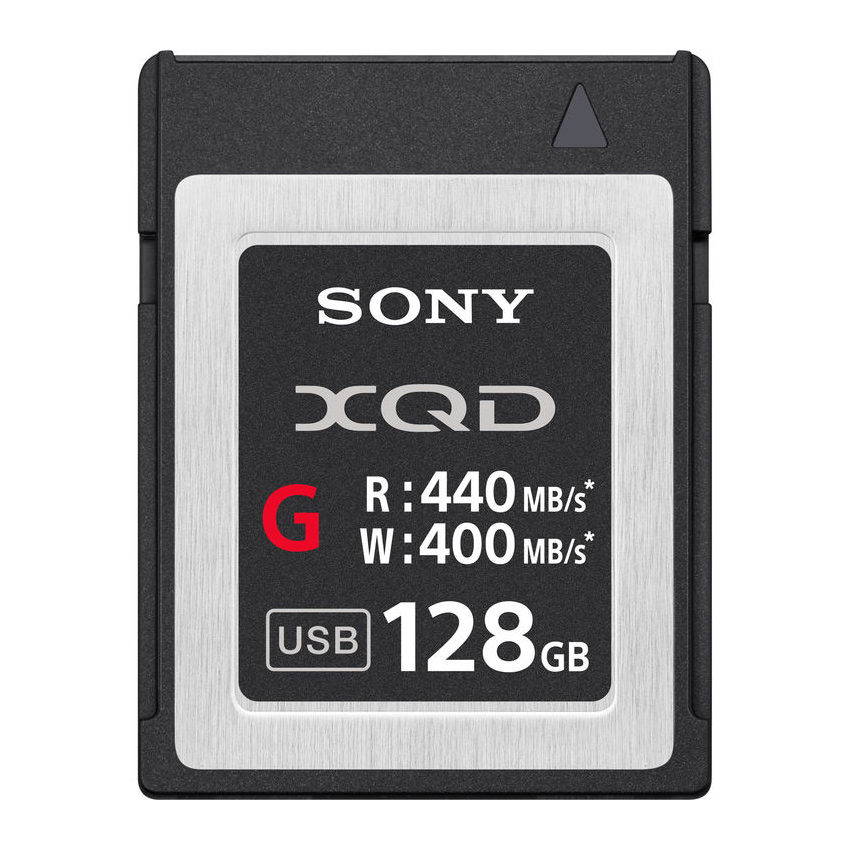 Sony 128GB 440MB/s G-series High Speed XQD