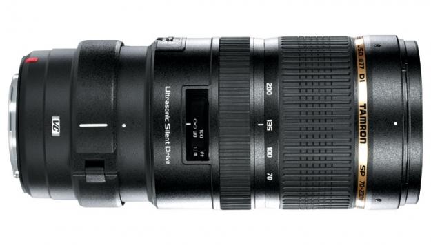 Tamron SP AF 70-200mm f/2,8 DI VC USD