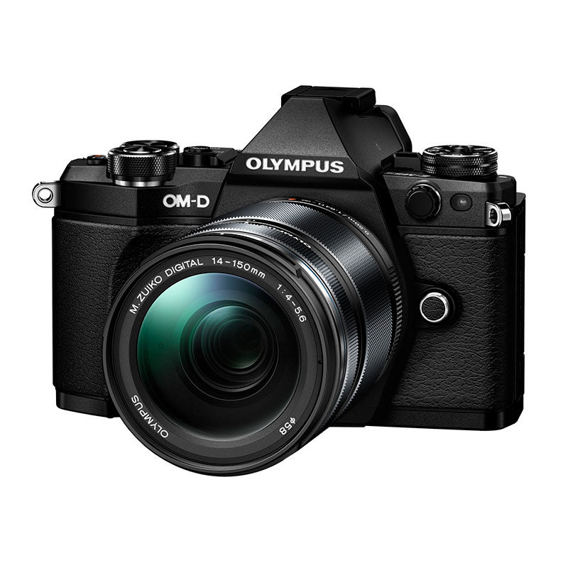 Olympus OM-D E-M5 Mark II  + 14-150mm II