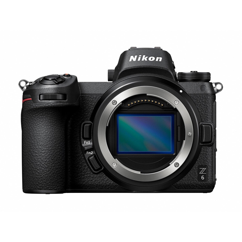 Nikon Z6 + anel de adaptação FTZ AF