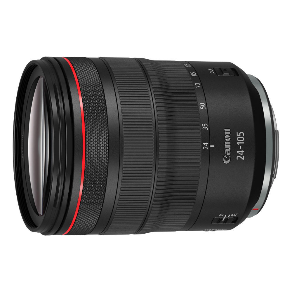 Objetiva Canon RF 24-105mm f/4 L IS USM