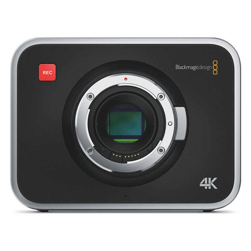 Blackmagic 4k Cinema Version EF
