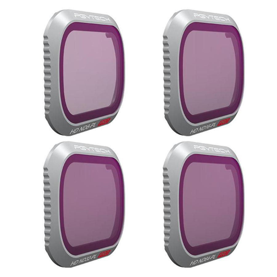 Pgytech ND-PL PRO conjunto de filtros ND8 / 16/32/64 para DJI Mavic 2 Pro