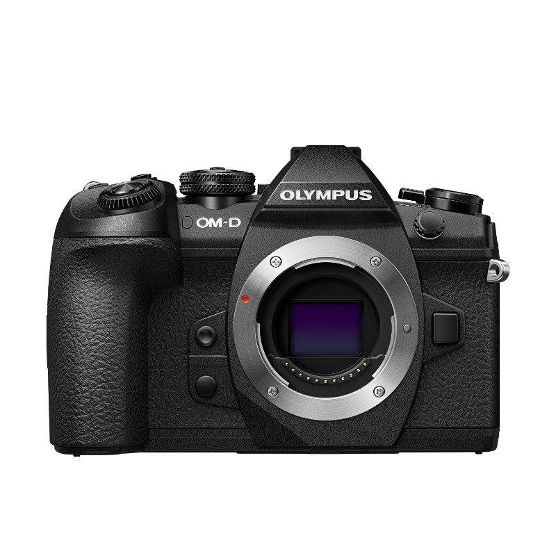 Olympus OM-D E-M1 Mark II Preta + 12-40mm