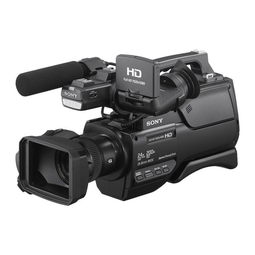 CÂMERAS DE VIDEO PROFISSIONAIS
