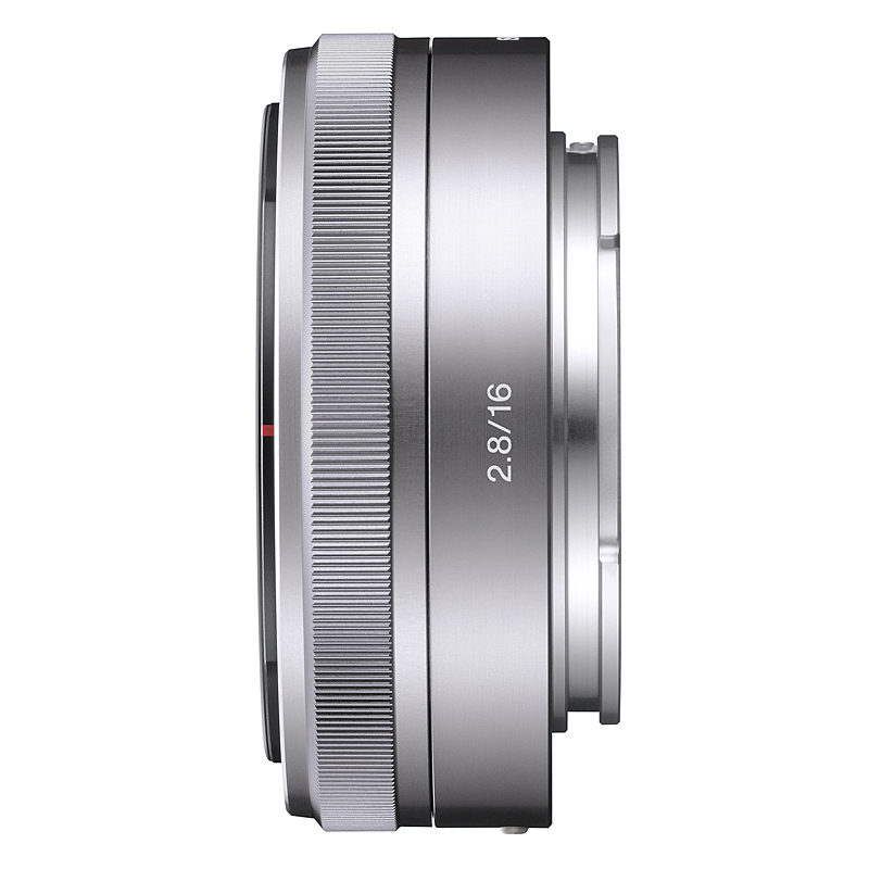 Sony E 16mm f/2.8 objectief (SEL16F28.AE)