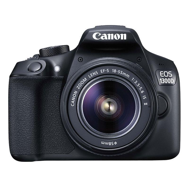 Canon EOS 1300D DSLR + 18-55mm IS II