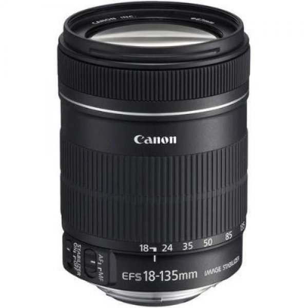 CANON Objectiva EF-S 18,135 mm f/3,5-5,6 IS - EF