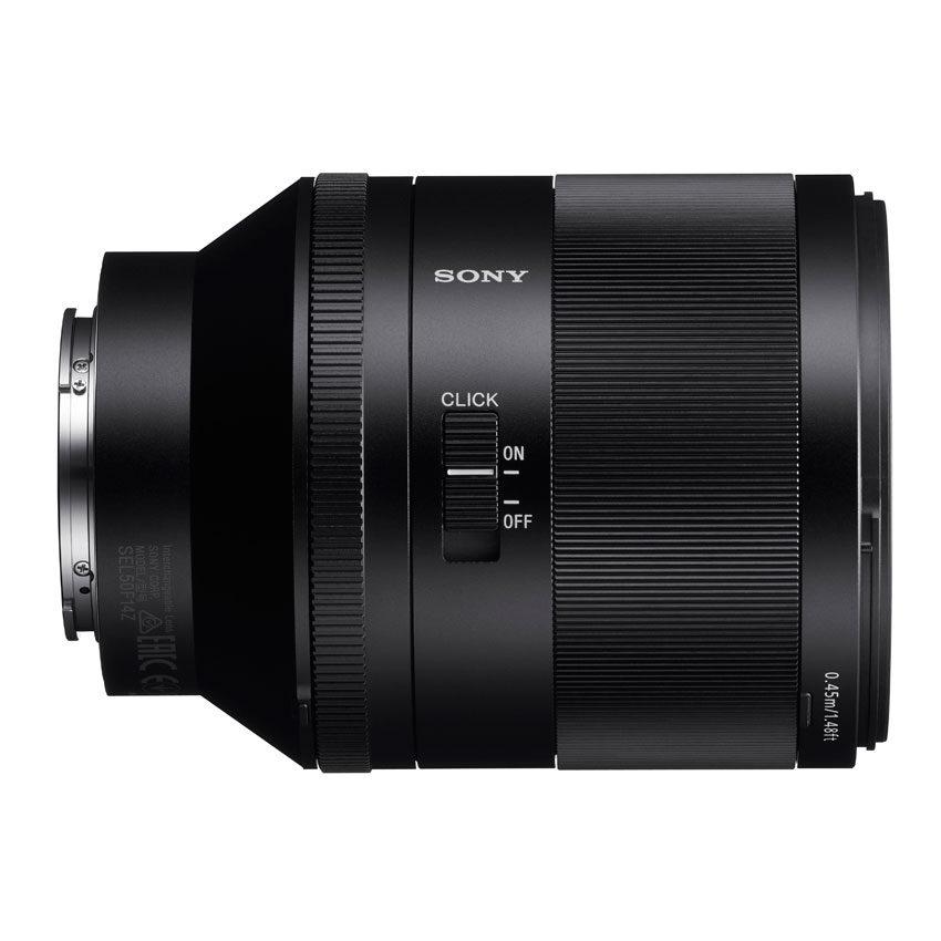 Sony FE 50mm f/1.4 ZA Planar T* objectief (SEL50F14Z.SYX)