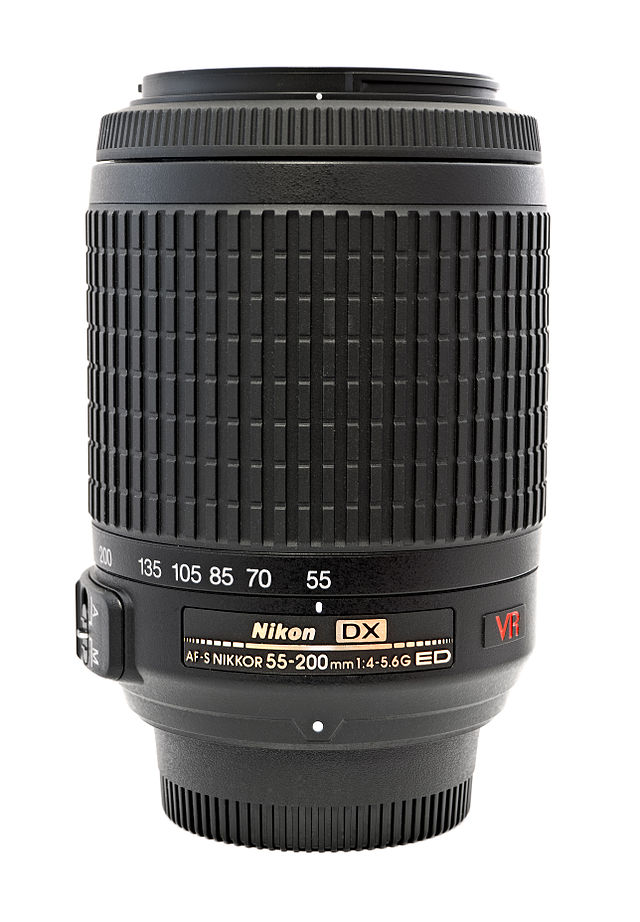 Nikon Nikkor AF-S DX VR 55-200mm f/4-5.6G IF-ED