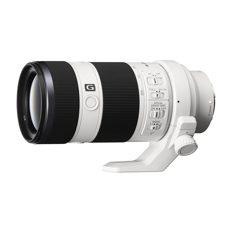 Objetiva Sony 70-200mm f/4 G OSS SEL-70200G