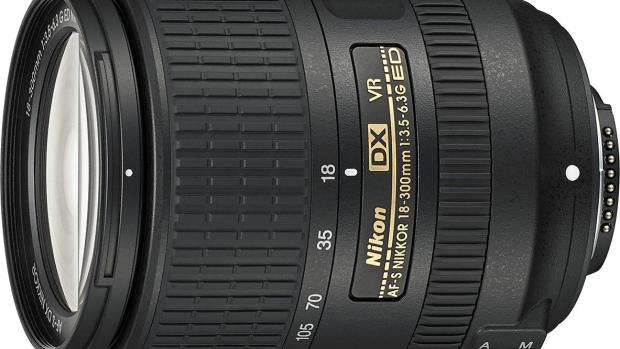 Nikon Nikkor AF-S DX VR 18-300mm f/3.5-6.3G ED