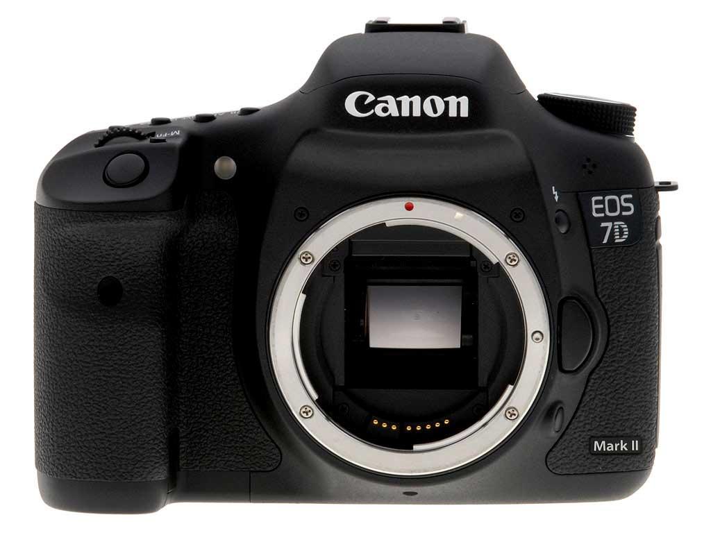 Canon EOS 7D Mark II (corpo)