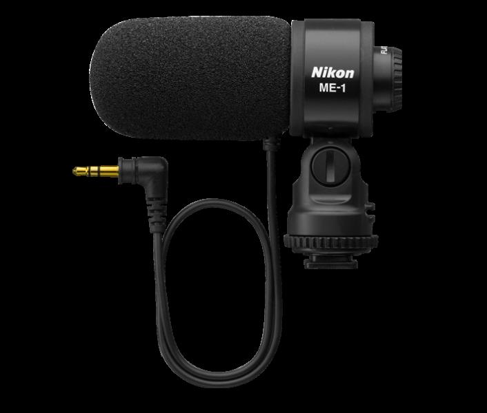 NIKON Microfone stéreo ME-1